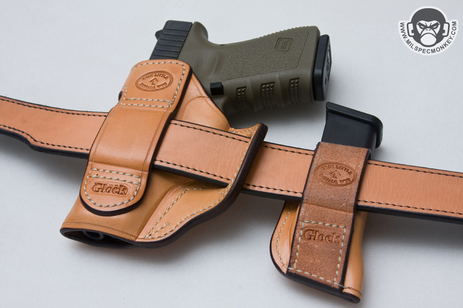 rafter-l gun leather