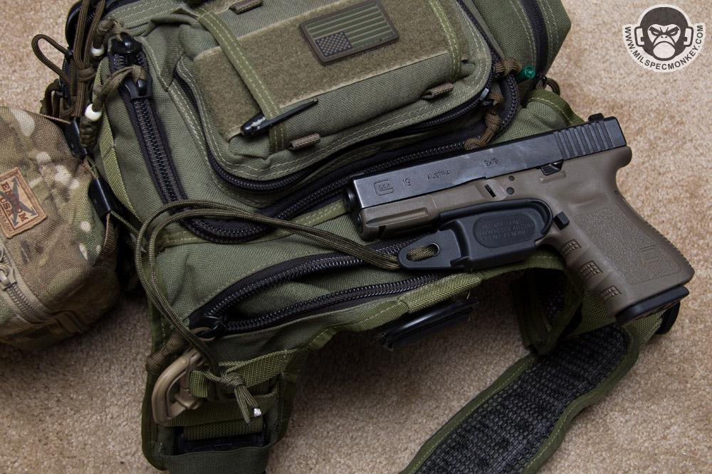 Review: Raven Concealment Vanguard 2 Holster - MOTUS