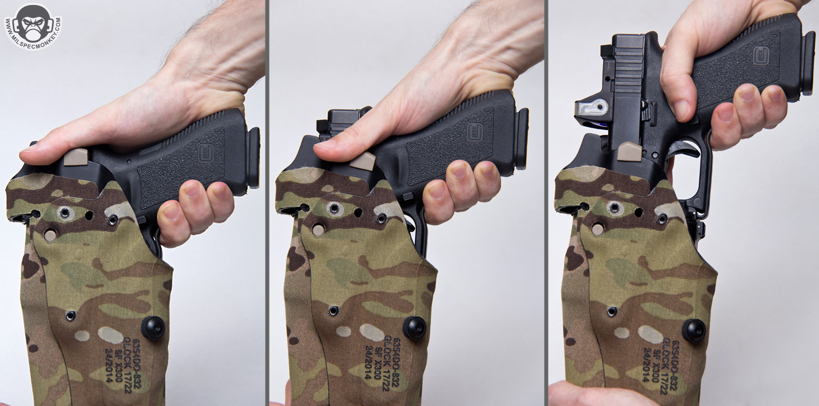 Safariland Als Holsters