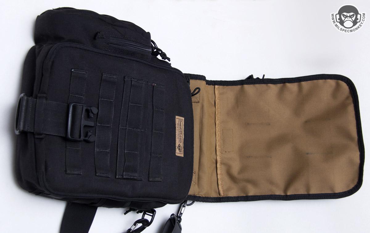 7f7778c44a Packs Bags. Hazard4 Kato Mini-Messenger