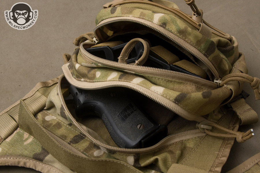 c0860da4897d Packs Bags. TACTICAL TAILOR - Crossfire Concealed Carry Bag