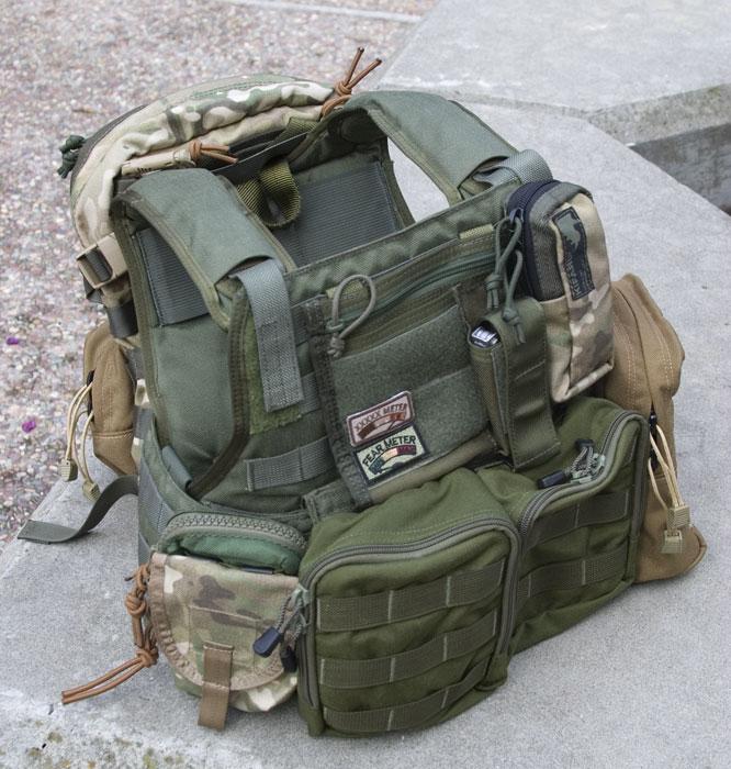 EAGLE INDUSTRIES MOLLE style Plate Carrier with Cummerbund e740c6a5ce5fd